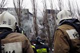 Еще пять человек могли оказаться под завалами жилого дома в Волгограде