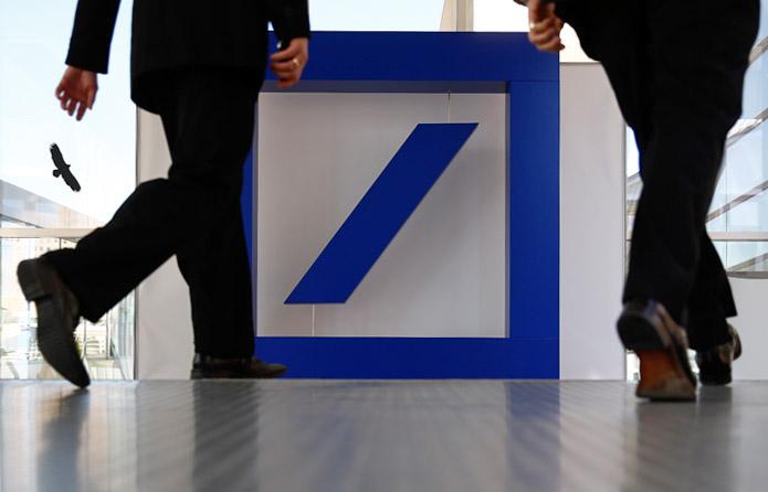 Deutsche Bank нашел в России сомнительные сделки на $10 млрд