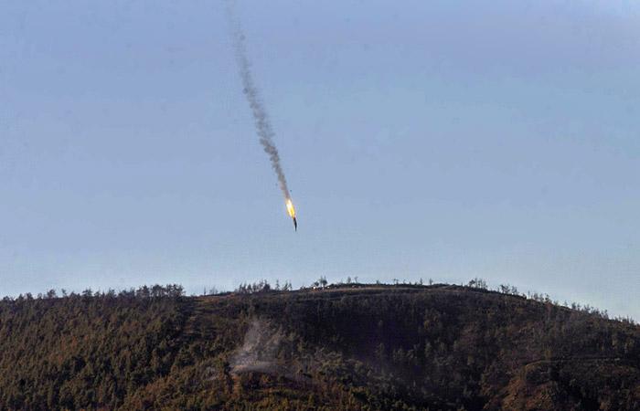 Шансы выяснить район попадания турецкой ракеты в Су-24 оказались минимальны