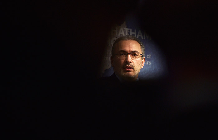Ходорковский заочно арестован и объявлен в международный розыск