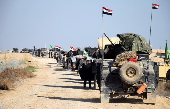 Ирак заявил об освобождении Рамади от боевиков ИГ