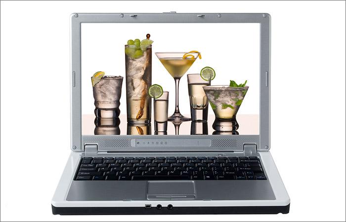 В Роспотребнадзоре предложили до суда блокировать торгующие алкоголем сайты