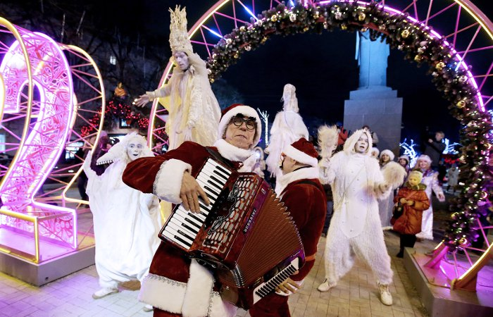 В Совете Федерации предложили сделать 31 декабря выходным днем