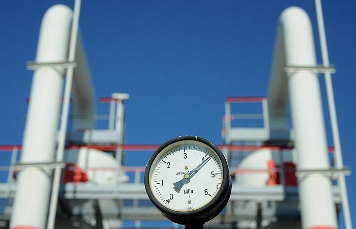 Россия выделила Украине скидку на газ на первый квартал 2016 года