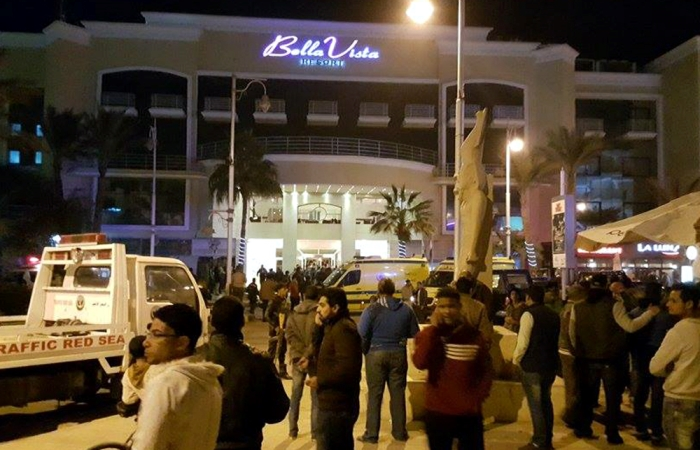 МВД Египта установило личность одного из напавших на гостиницу в Хургаде