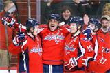 Овечкин забросил 501-ю шайбу в НХЛ