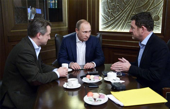 """Путин назвал главные ошибки Запада после """"холодной войны"""""""