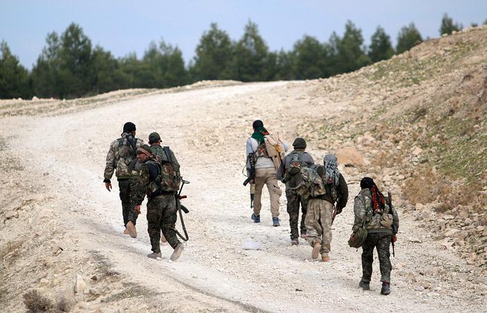 В Генштабе РФ рассказали о помощи сирийской оппозиции в борьбе с ИГ