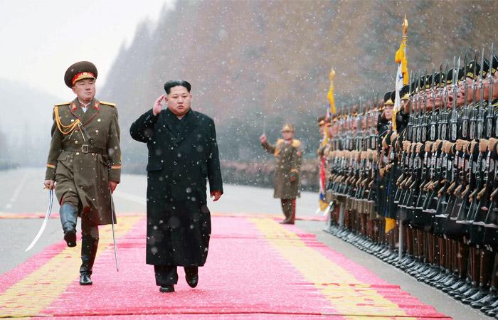 КНДР объявила о вооружении боеголовками с термоядерным зарядом