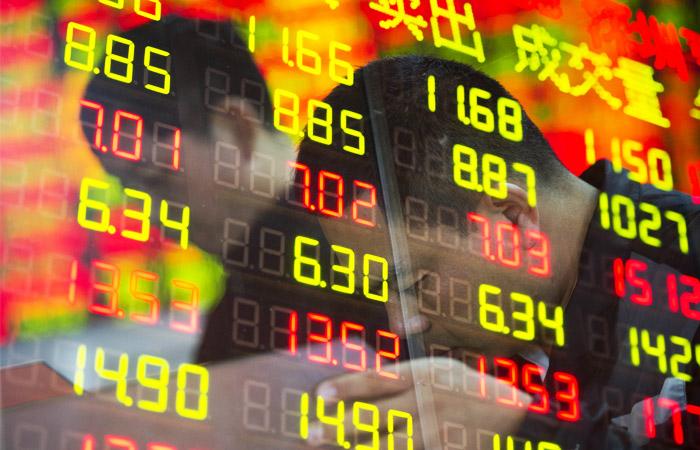 Падение китайского рынка с декабрьского минимума превысило 20