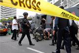 Полиция установила личности устроивших серию взрывов в Джакарте