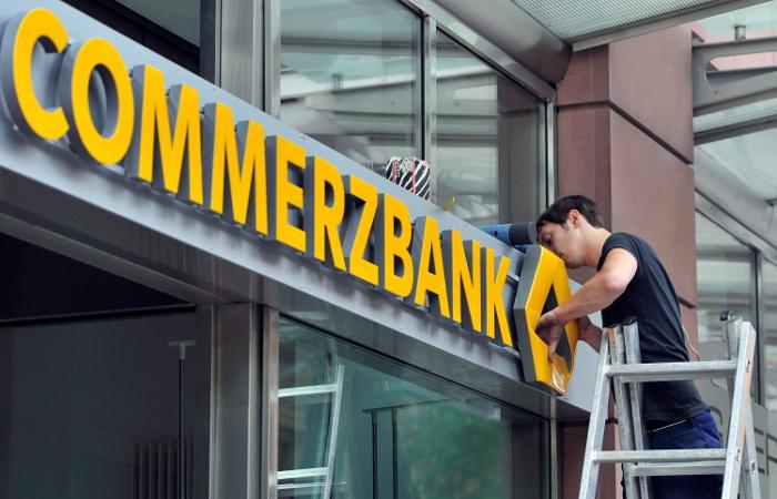 Commerzbank оштрафовали за помощь клиентам в сокрытии налогов