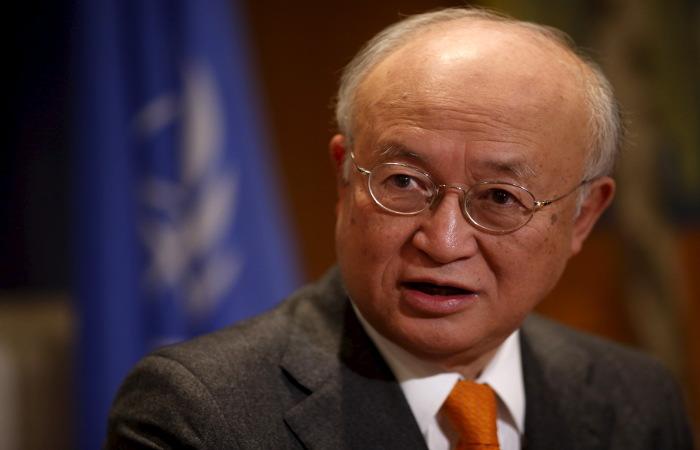 Глава МАГАТЭ в воскресенье посетит Иран