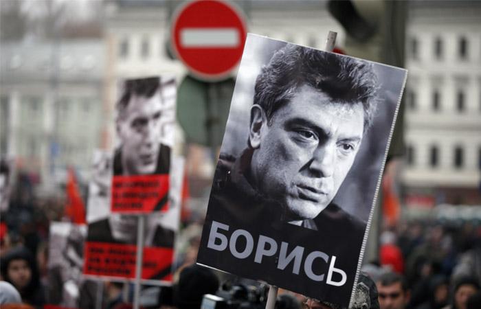 Оппозиция уведомила власти Москвы о марше памяти Немцова