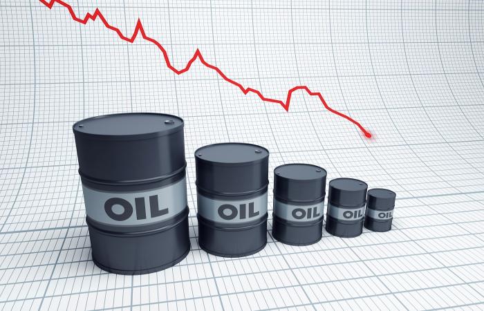 Цена на нефть Brent снизилась до $28 за баррель
