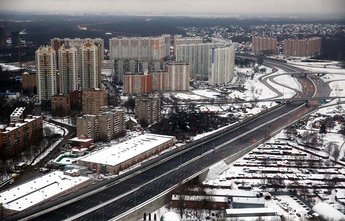 Генпрокуратура предложила ограничить тарифы на проезд по трассе М-11