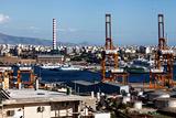 Китайская Cosco предложила 368 млн евро за мажоритарную долю порта Пирей