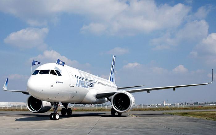 Lufthansa получила первый в мире самолет A320neo