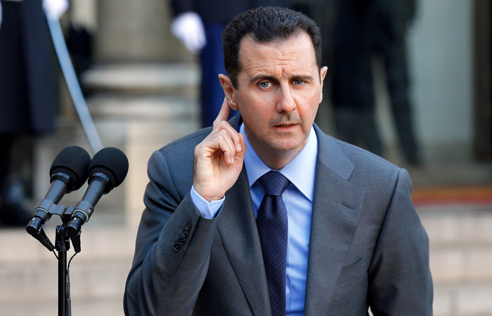 Кремль опроверг сообщение о предложении Асаду уйти в отставку