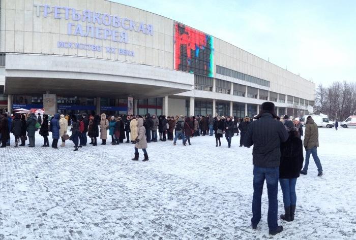 Выставку Серова в Третьяковской галерее продлят на неделю