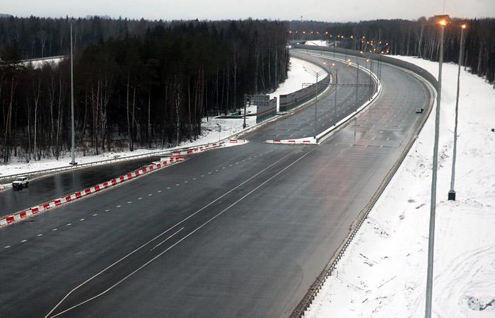 Путин раскритиковал высокие цены на платном участке трассы М11