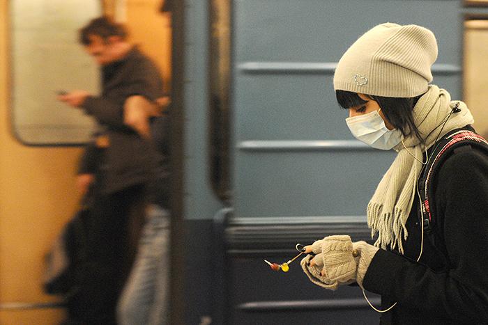 Власти объявили о начале эпидемии гриппа и ОРВИ в Москве