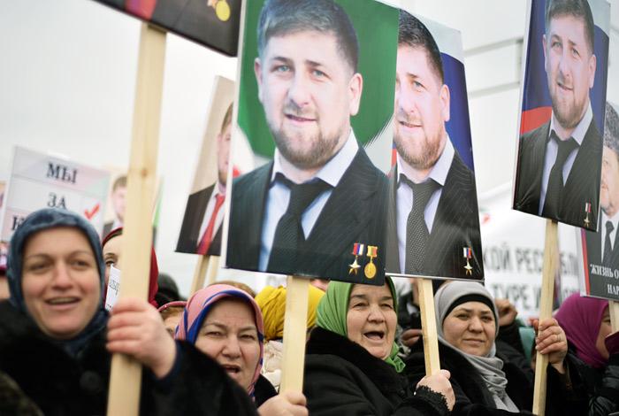 В администрации президента опровергли недовольство Кадыровым
