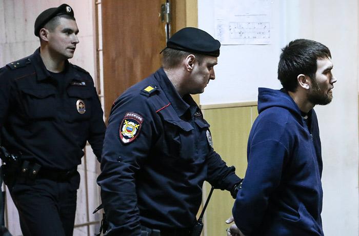 Завершено расследование убийства Немцова в отношении пяти обвиняемых