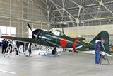 В Японии впервые с 1945 года взлетел истребитель Второй мировой войны