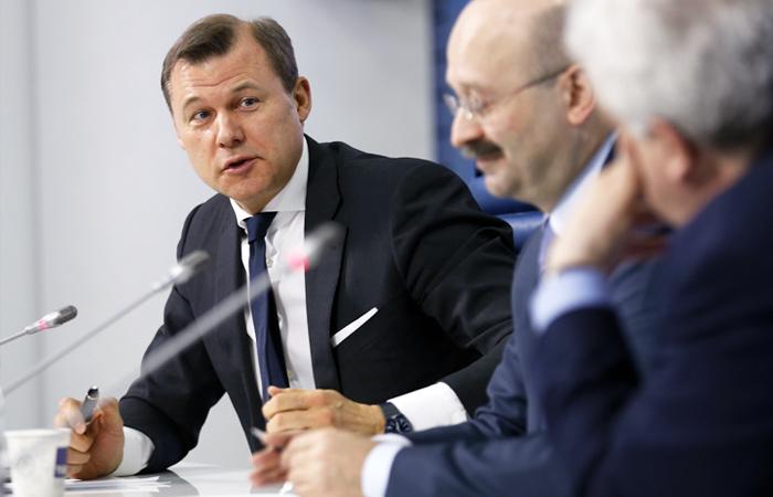 """ВТБ и """"Почта России"""" подписали соглашение об учреждении Почта банка"""