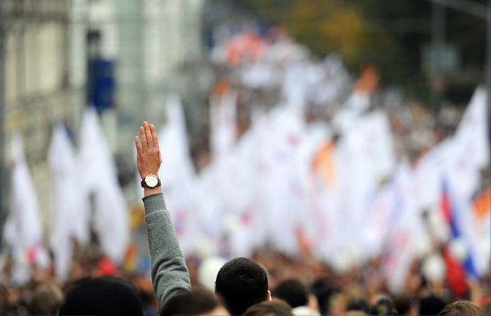 Больше половины россиян высказались против угроз в адрес оппозиции