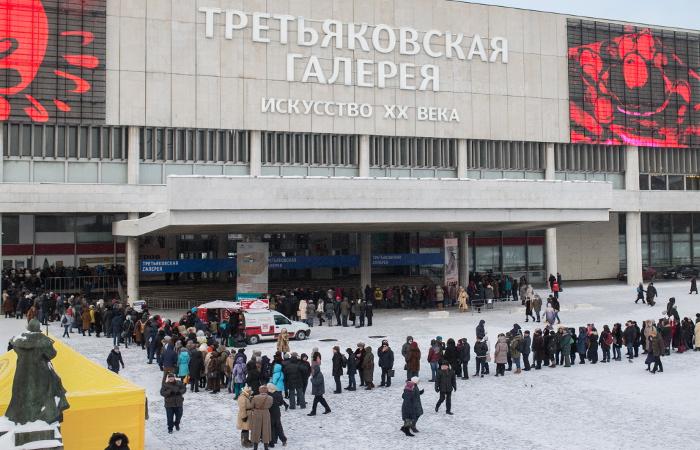 """Кассы Третьяковки в """"Ночь Серова"""" будут работать до последнего посетителя"""