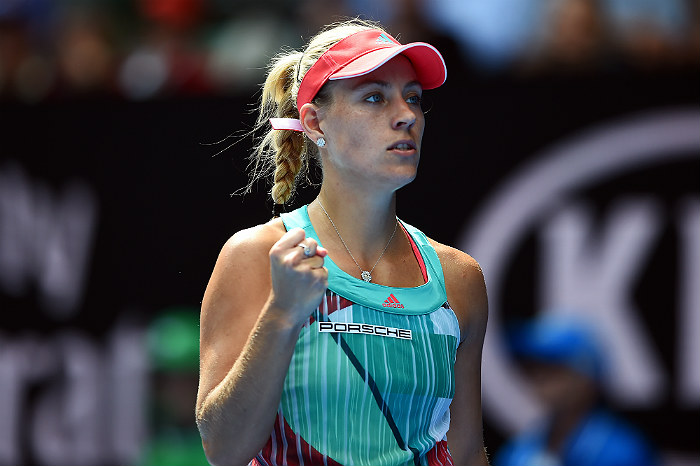 Ангелика Кербер выиграла Australian Open