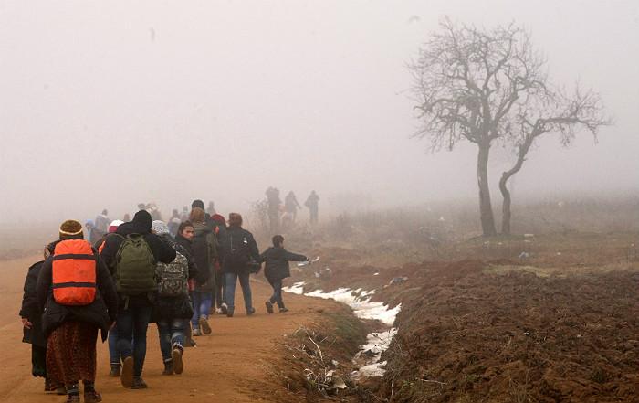 После прибытия в Европу исчезли 10 тысяч детей-беженцев