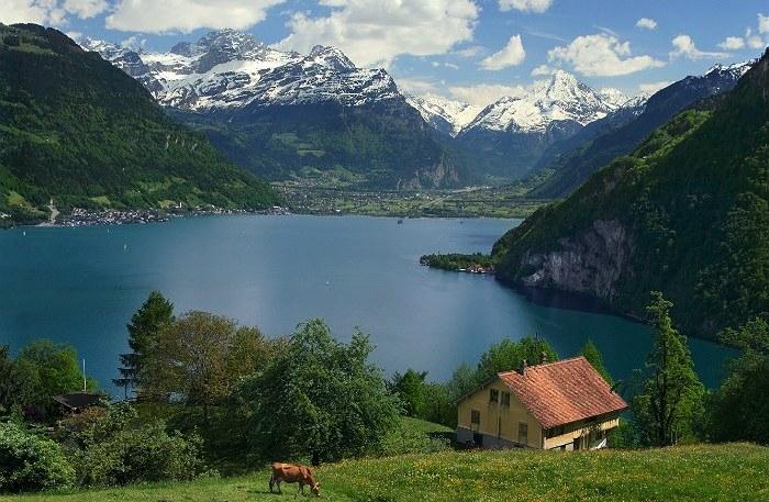 Швейцария собралась платить всем гражданам по 2250 евро в месяц