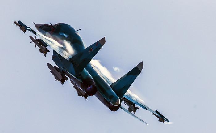 МИД РФ опроверг передачу Турцией данных о нарушении Су-34 ее воздушного пространства