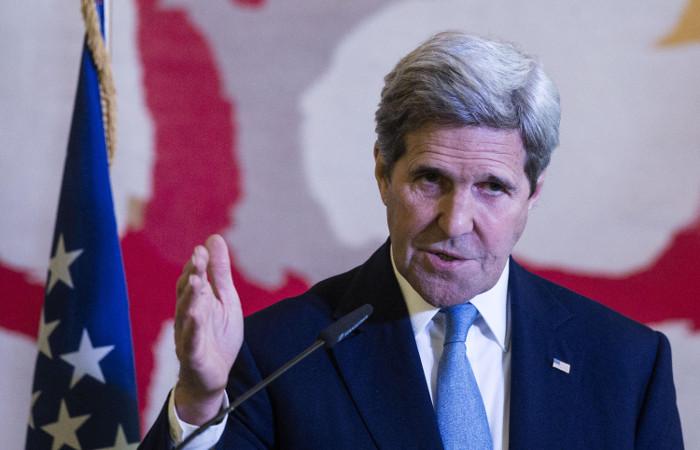 Керри не поверил в мирные намерения сирийских властей