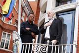 Джулиан Ассанж объявил условие своей сдачи британской полиции