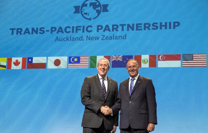 США и 11 стран подписали соглашение о Транстихоокеанском партнерстве