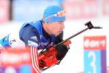 Биатлонист Шипулин стал вторым в спринте на этапе Кубка мира в Канаде