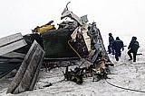 Пропавший в Оренбургской области Ан-2 разбился