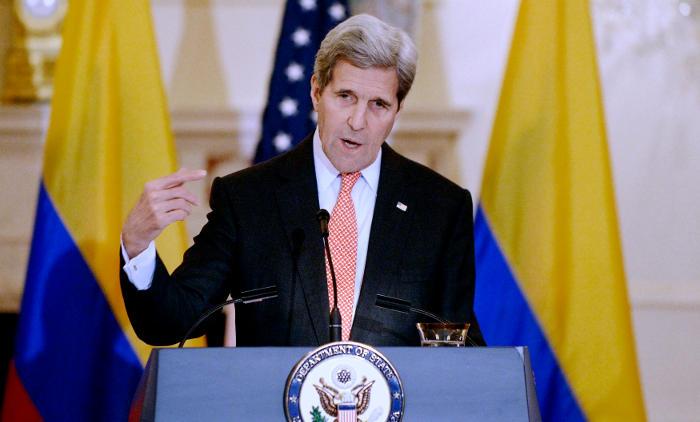 Керри обвинил Москву в нарушении резолюции СБ ООН о прекращении огня в Сирии