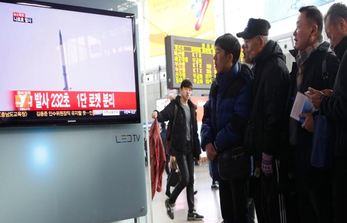 Телевидение КНДР объявило о выводе искусственного спутника Земли на орбиту