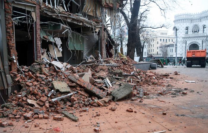 Торговые павильоны в Москве сносят 700 единиц спецтехники