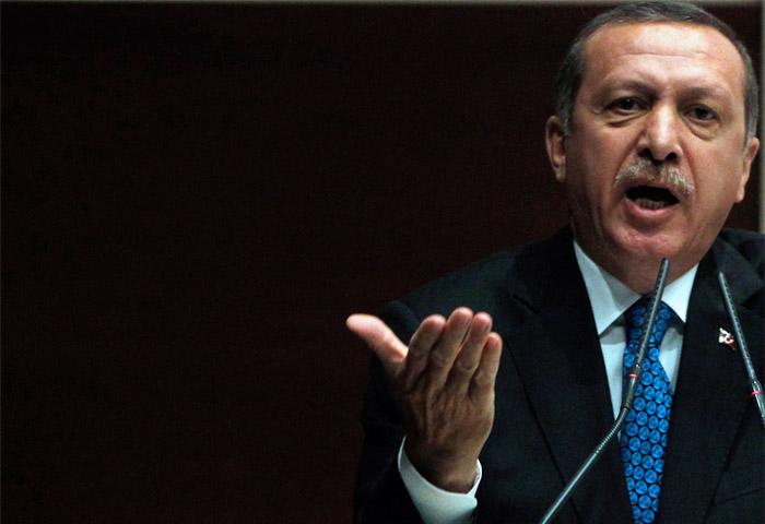 Эрдоган раскритиковал США за поддержку сирийских курдов