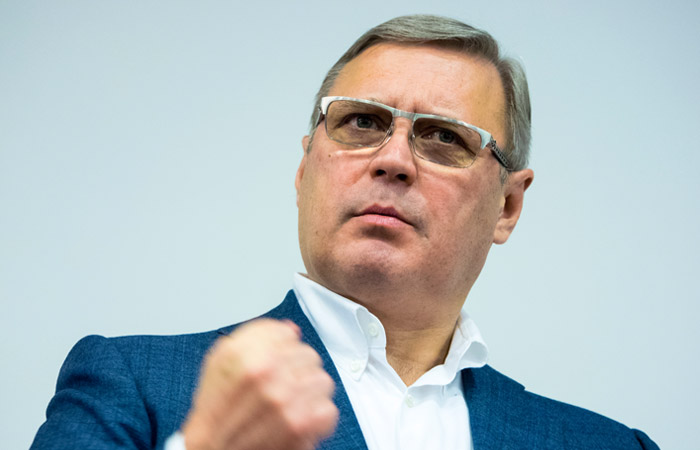 Михаил Касьянов заявил о травле