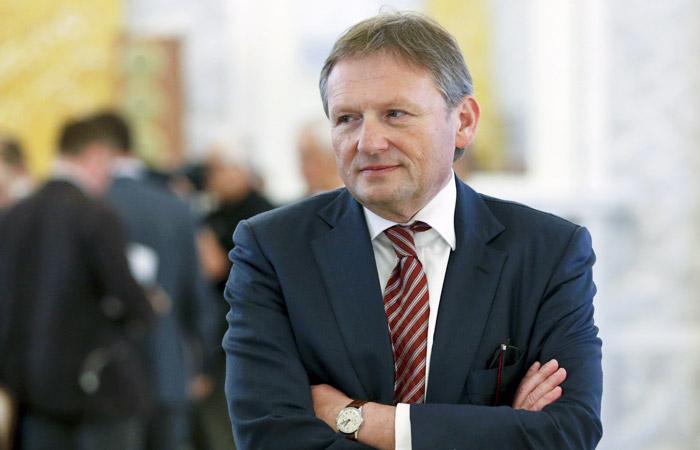 """Бизнес-омбудсмен Титов создаст партию на платформе """"Правого дела"""""""