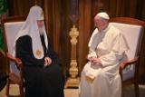 Папа римский Франциск и патриарх Кирилл подписали совместное заявление