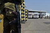 Правительство Украины запретило транзит российских грузовиков