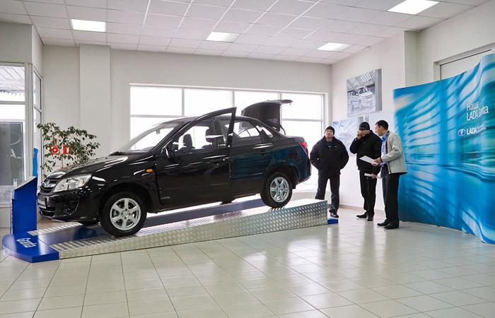 """""""АвтоВАЗ"""" повысил цены на ряд моделей Lada в среднем на 4,5%"""
